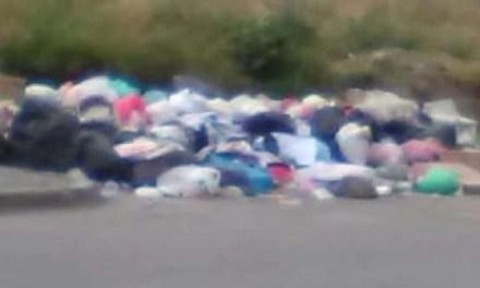 Mentre Melito è invasa dai rifiuti la Corte Ue processa l'Italia per la Terra dei Fuochi