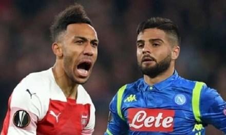 Ultimissime e probabili formazioni di Arsenal-Napoli: dubbi solo in attacco per Ancelotti