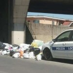 Melito. Emergenza rifiuti: lo stratagemma della Polizia Locale.