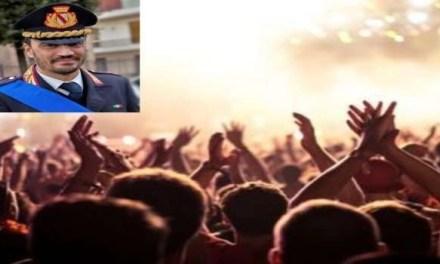 """Frattamaggiore. Scatta il divieto per il """"concerto"""", diffidato l'organizzatore"""