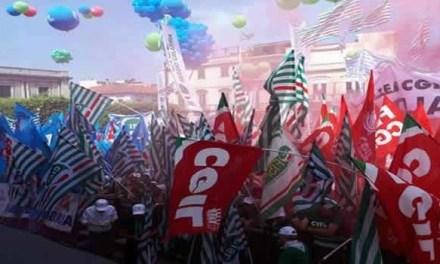 """Emergenza lavoro al sud, una manifestazione per tenere acceso un faro su questa """"piaga sociale"""""""