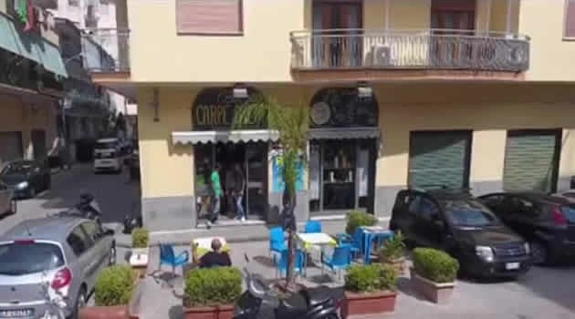 "Furto al bar melitese ""Carpe Diem"""
