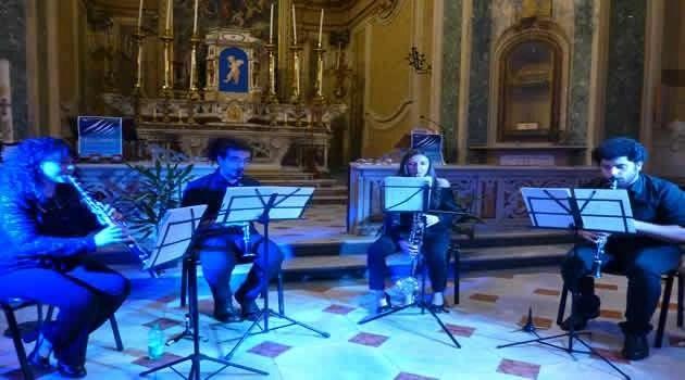 Quartetto Di Clarinetti