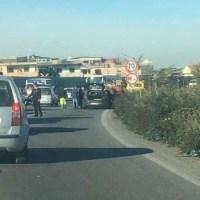 Traffico in tilt a Capodichino. Incidente gravissimo in direzione dell'autostrada