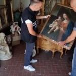 Operazione Antiques. Ritrovate opere trafugate: arresti e controlli nel napoletano