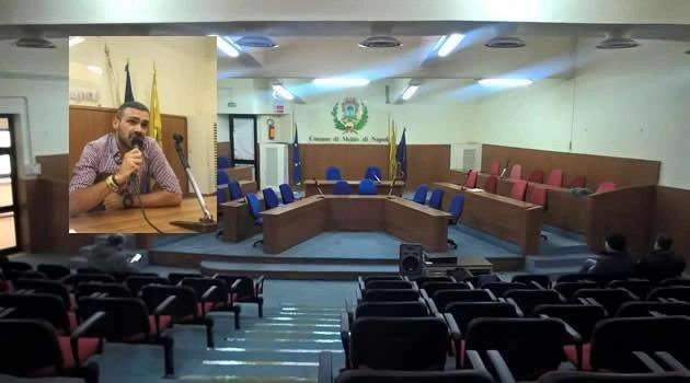 Melito. Il Consiglio Comunale ha un nuovo presidente, Rocco Marrone