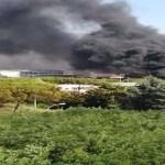 Melito, incendio alla scuola media Sibilla Aleramo