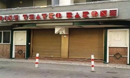 Melito, battuta di arresto per il Cinema Teatro Barone