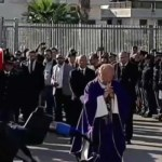 Funerali di Simone Frascogna: parla Francesco Emilio Borrelli