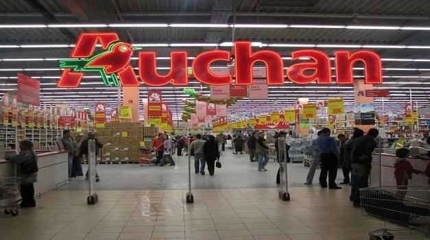 Mugnano e Giugliano. Ultimo giorno di apertura per gli ipermercati Auchan
