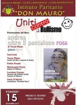 Villaricca. Uniti contro il bullismo