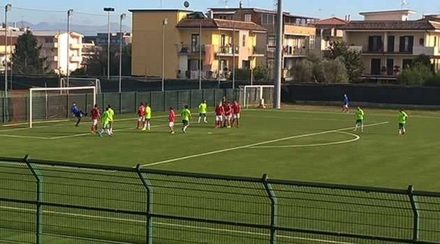 Boys Melito vs Boys Posillipo 1 - 2 occasione mancata