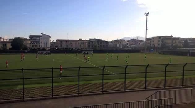 Sconfitta casalinga della Boys Melito contro la Boys Posillipo, risultato: 1 – 2