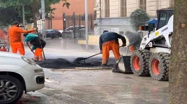 """Si assiste all'ennesimo scempio"" a Giugliano"
