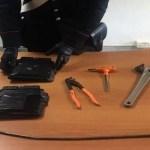 Tentano un furto in Via Sansone ma fuggono all'arrivo dei Carabinieri