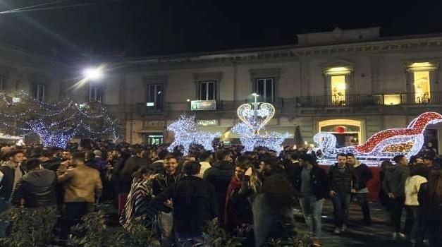 Rissa al brindisi di Natale, coinvolti diversi giovani di Melito