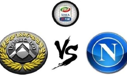 Convocati e probabili formazioni di Udinese-Napoli