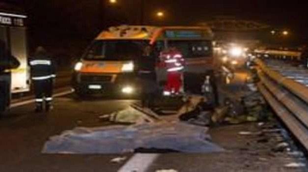 Incidente stradale, muore 24enne di Arzano
