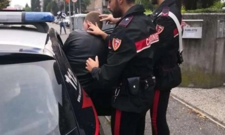 Derubata l'auto del Sindaco. Arrestato un giovane incensurato