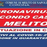 Aumentano i casi di Covid-19 a Melito