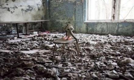 34 anni fa la strage di Chernobyl: Pripyat ne porta ancora i segni