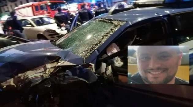 """""""Ogni tanto una gioia"""": cagliaritana esulta per la morte del poliziotto napoletano"""