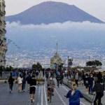 Fase 2, Napoli: lungomare bloccato
