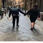 Bambino autistico scappa di casa e viene ritrovato da un agente della Polizia Municipale