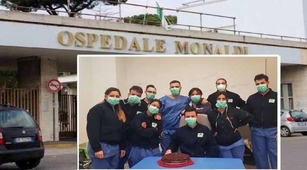 Chiuso dopo oltre 2 mesi il reparto di rianimazione Covid-19 al Monaldi