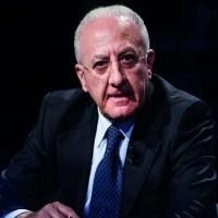 Il Presidente De Luca attua nuove misure di sicurezza