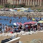 Campania: due metri di spiaggia su tre sono gestiti da privati