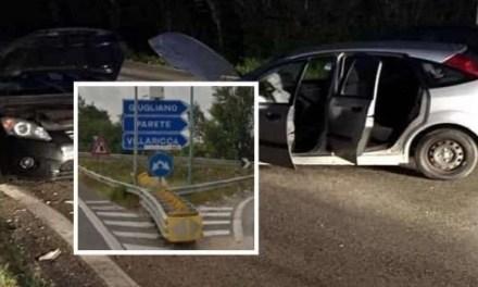 Giugliano-Villaricca, paura sull'asse mediano: terribile incidente a catena