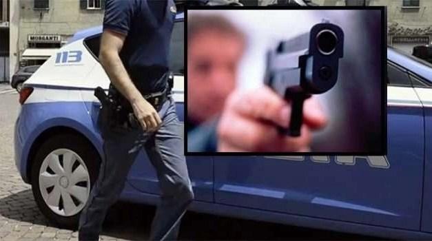 Non consegna il Rolex, sparato un uomo sulla cinquantina