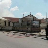 Melito. Aggiornamento incendio in corso Europa