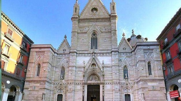 Covid, il nuovo vescovo di Napoli in quarantena
