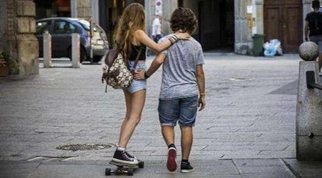 amore giovani