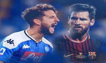 Convocati e probabili formazioni di Barcellona-Napoli: recuperato Insigne e titolare al Camp Nou