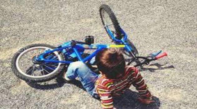 Bimbo cade dalla bicicletta, entra in coma: ricoverato al Santobono