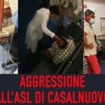Casalnuovo, cronaca: aggressione all'Asl, ferito un dipendente