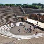 Cultura: podcast sulla città di Pompei riproducibile su Spotify
