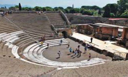 Arte, Pompei: in scena i miti classici