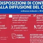 Melito: Amente firma le nuove disposizioni di contrasto alla diffusione del covid-19