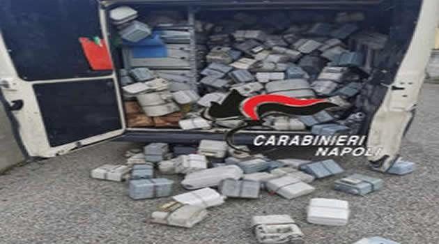 Cronaca. Scoperta choc: trovati 400 contatori del gas in un terreno a Sant'Antimo
