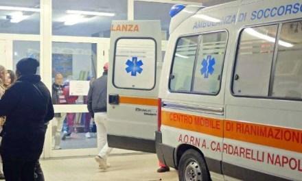 Cronaca. 87enne lasciato in ambulanza per 3 giorni