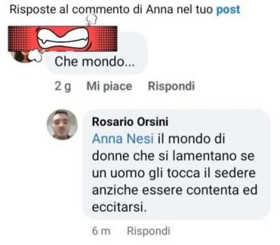 Il violentatore dell' infermiera dell' ospedale del mare su Facebook invita alla violenza