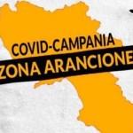Campania in zona arancione da lunedì: cosa cambia?