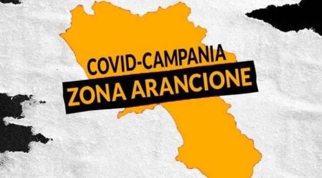 Campania verso la zona arancione. Cosa cambierà?