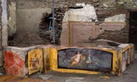 Pompei risorge dalle sue ceneri. Nuova scoperta