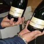 Cronaca. Olio e champagne falsi in un deposito di San Giuseppe Vesuviano