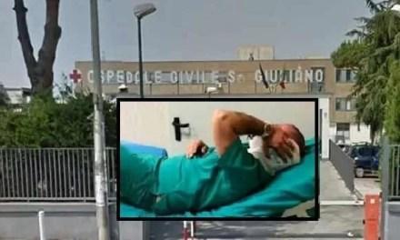 Napoli, cronaca Ubriaco prende a schiaffi un medico all'ospedale di Giugliano